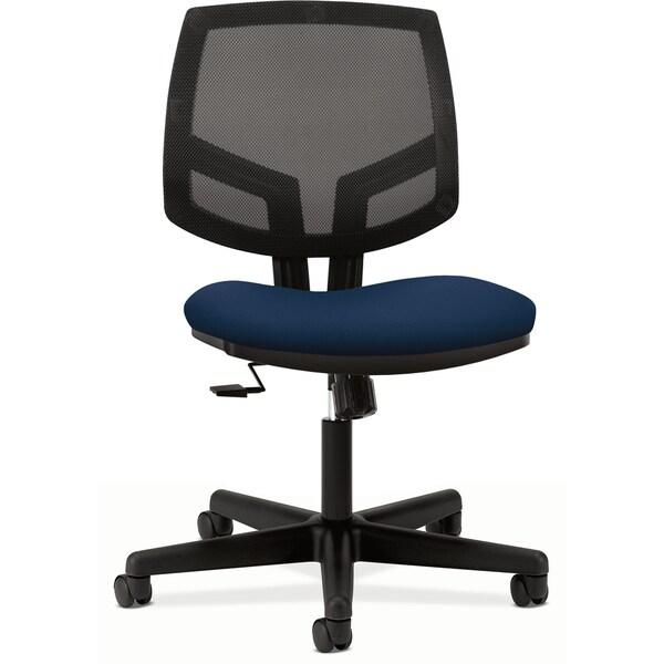 HON Volt Navy Mesh Task Chair with Synchro Tilt