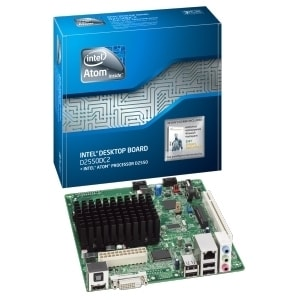 Intel D2550DC2 Desktop Motherboard - Intel Chipset - Intel Atom D2550