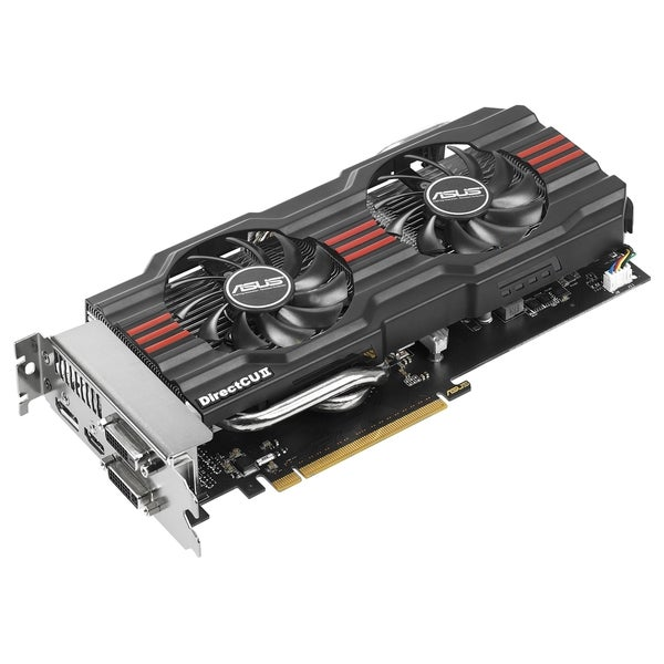Asus GTX660-DC2-2GD5 GeForce GTX 660 Graphic Card - 980 MHz Core - 2