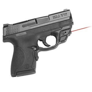 Crimson Trace Red Laserguard for Smith and Wesson M and P Shield
