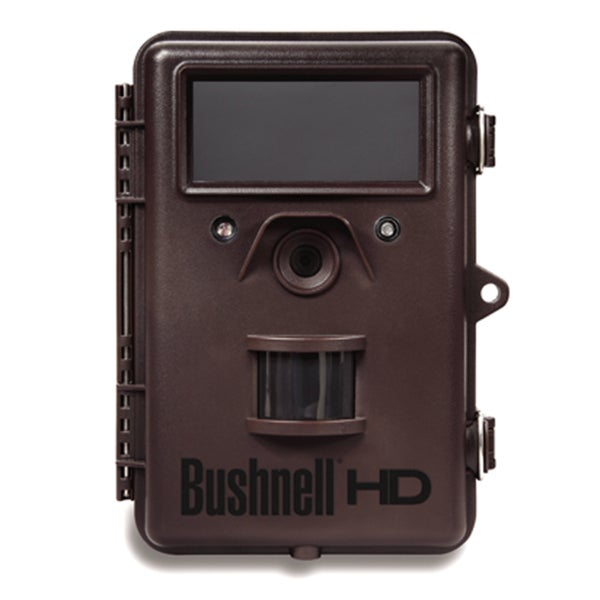 Bushnell 8 Mega Pixel Trophy Cam HD Max Game Camera with 45-foot Night Vision Flash