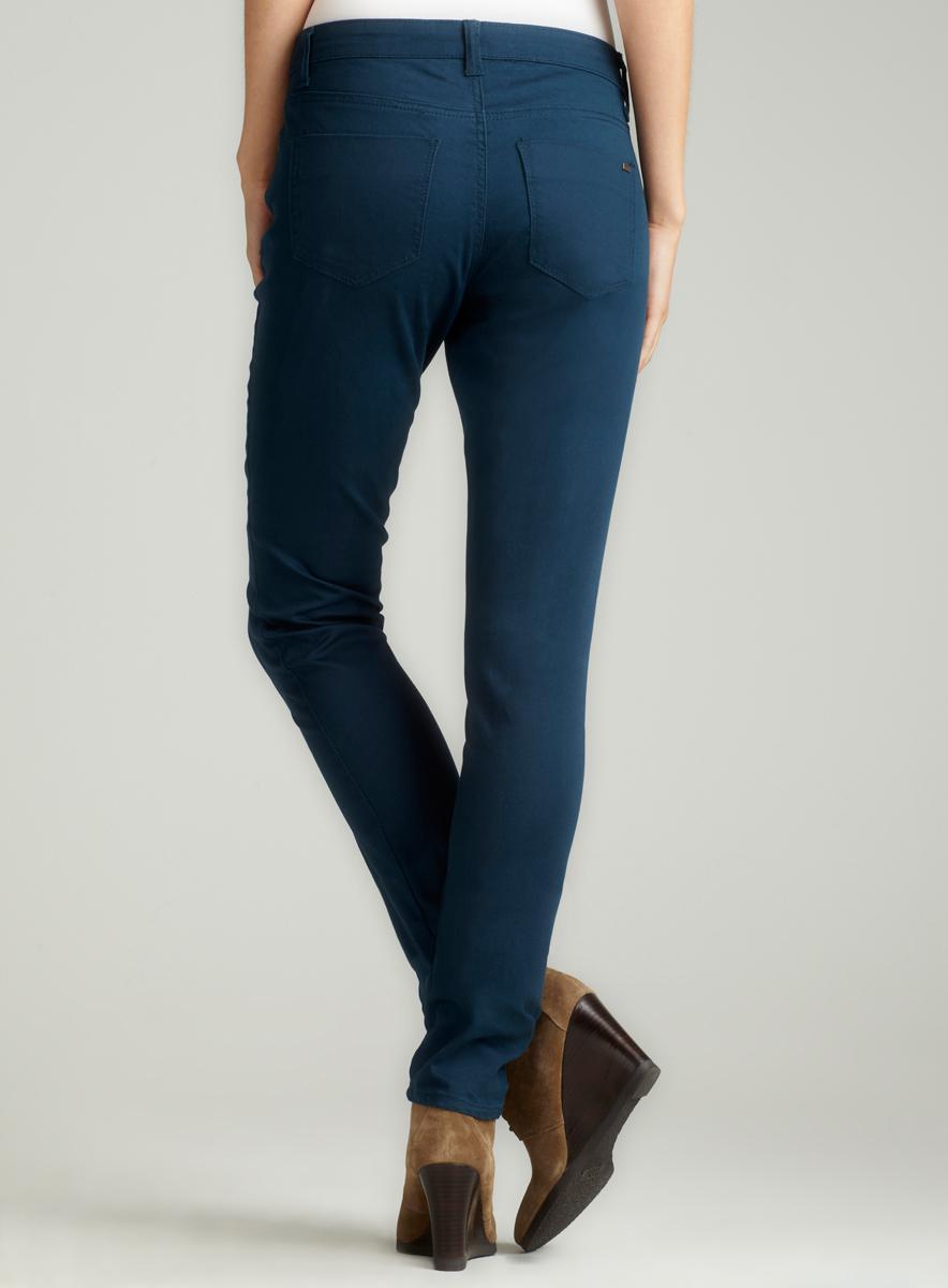 Max Jeans Color Skinny Jean - Thumbnail 1