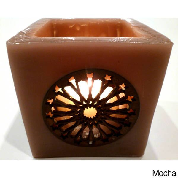 Shop Handmade Marrakesh Luminary Majestic Candle (Morocco