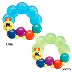 Baby Einstein Caterpillar Rattle and Teether (2 options available)