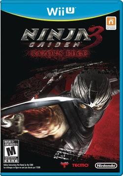 Wii U - Ninja Gaiden 3: Razors Edge