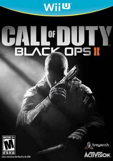Wii U - Call Of Duty: Black Ops 2