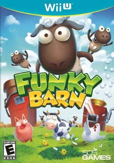 Wii U - Funky Barn