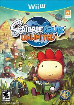 Wii U - Scribblenauts Unlimited