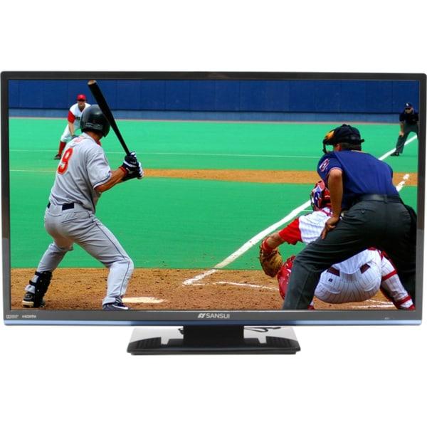 "Sansui Accu SLED2400 24"" 720p LED-LCD TV - 16:9 - HDTV"