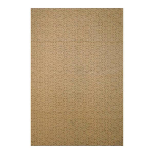 Herat Oriental Indo Hand-tufted Flat Weave Kilim Wool Rug (5'6 x 8')