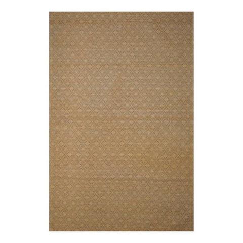 Handmade Flatweave Kilim Wool Rug (India) - 5'6 x 8'