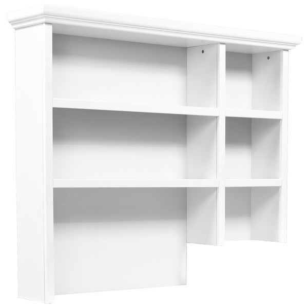 DaVinci White Hutch for Combo Dresser (M4759 or M5599)