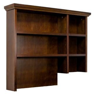 Shop Davinci Espresso Hutch For Combo Dresser M4759 Or M5599 Free