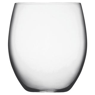 Luigi Bormioli Allegro 17.5-ounce Stemless Wine Glasses (Set of 4)