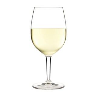 Luigi Bormioli Roma 12.5-ounce Chardonnay Wine Glasses (Set of 4)
