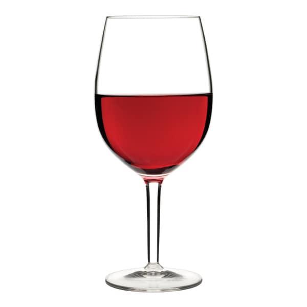 Luigi Bormioli Roma Bordeaux Wine Glasses (Set of 4)