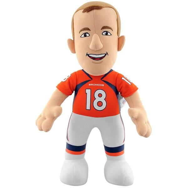 Bleacher Creatures Denver Broncos Peyton Manning Plush Doll