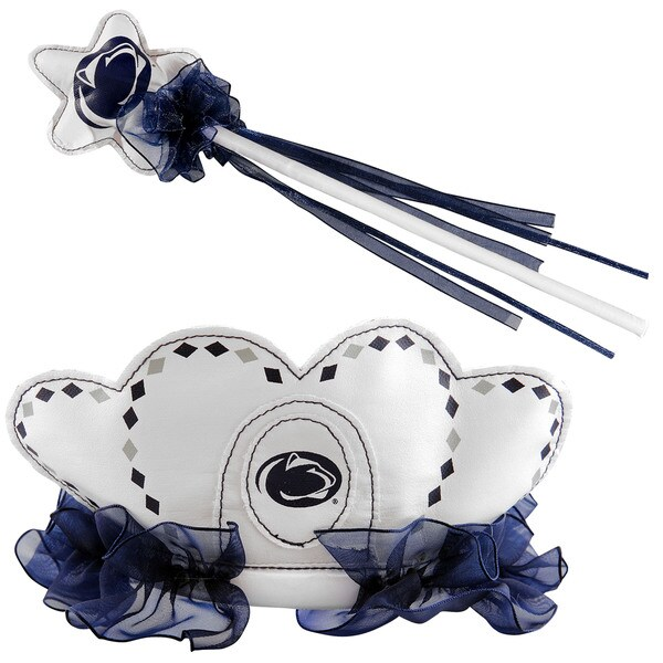 Bleacher Creatures Penn State Nittany Lions Tiara Wand Set