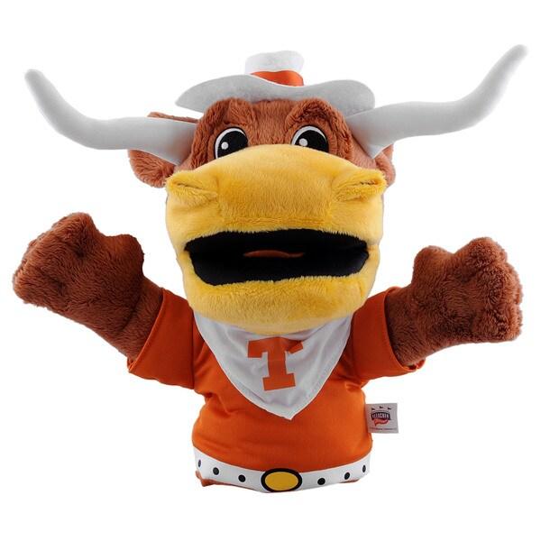 Bleacher Creatures Texas Longhorns 'Bevo' Mascot Hand Puppet