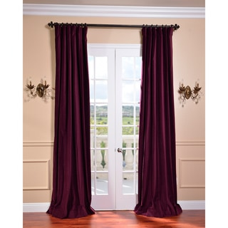 Shop Exclusive Fabrics Majestic Plum Vintage Cotton Velvet