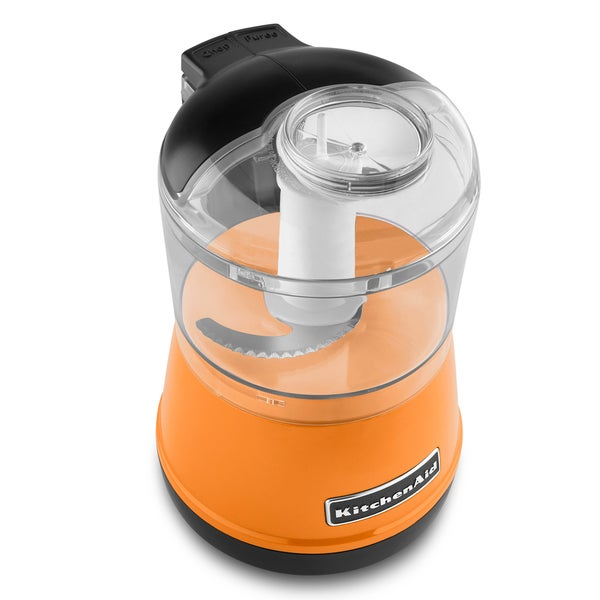 KitchenAid KFC3511TG Tangerine 3.5-cup Food Chopper