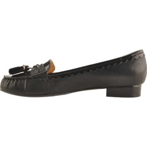 Women's Circa Joan & David Amor Black/Black Leather - Thumbnail 2