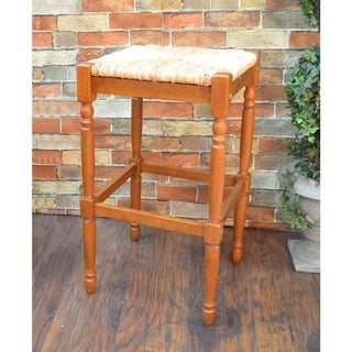 30 inch Walnut Morgan Bar Stool