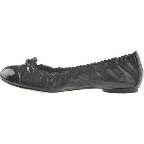 Women's Enzo Angiolini Kart Black Leather