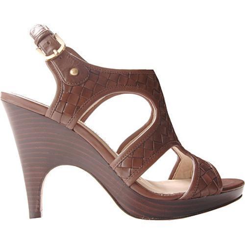 Women's Joan & David Acosta Dark Brown Leather