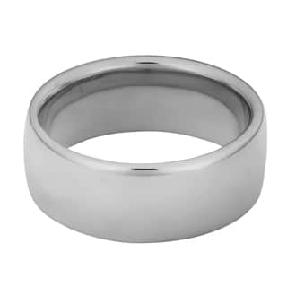 Fremada 14k White Gold 8-mm Wedding Band|https://ak1.ostkcdn.com/images/products/7295914/Fremada-14k-White-Gold-8-mm-Wedding-Band-P14769105.jpg?impolicy=medium