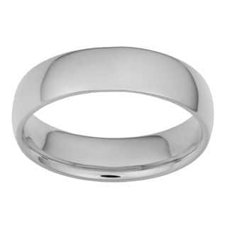 Fremada 14k White Gold 6-mm Wedding Band|https://ak1.ostkcdn.com/images/products/7295934/Fremada-14k-White-Gold-6-mm-Wedding-Band-P14769108.jpg?impolicy=medium