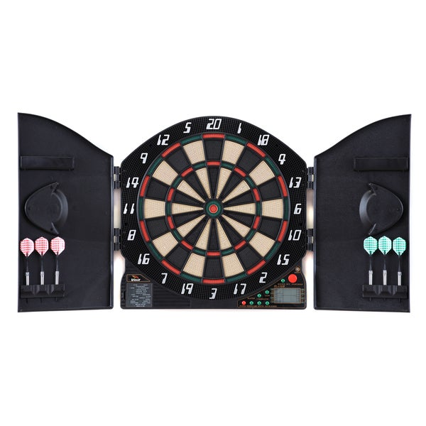 Voit Falcon Electronic Dartboard with Case