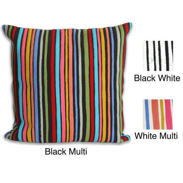 Marlo Lorenz Sydney Stripes Pillow