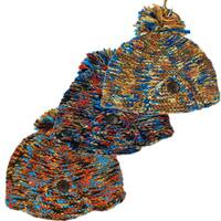 Handmade Button Up Hat (Nepal)