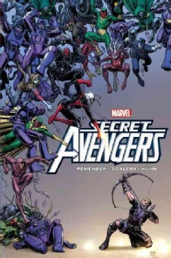 Secret Avengers by Rick Remender 3 (Hardcover)