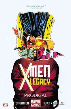 X-men Legacy 1: Prodigal Marvel Now (Paperback)