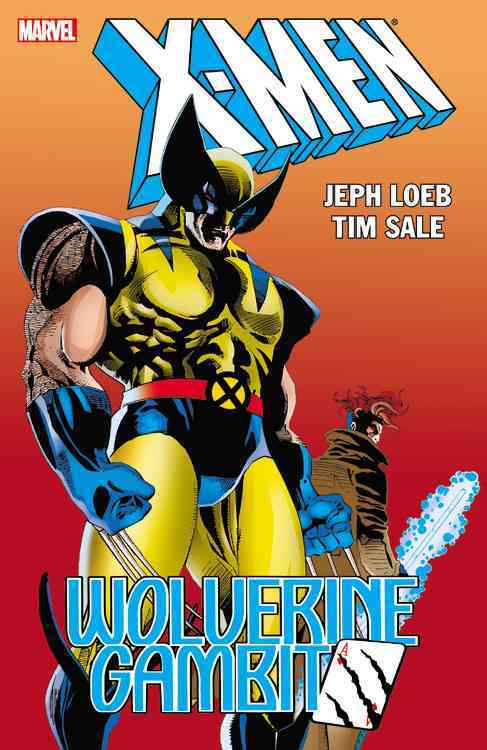 X-Men: Wolverine/Gambit (Paperback)