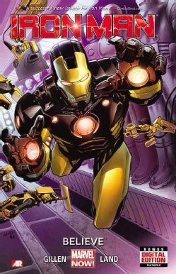 Iron Man 1 (Hardcover)