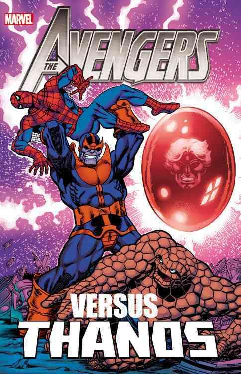 Avengers Vs. Thanos (Paperback)