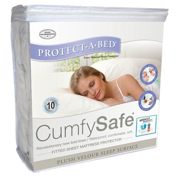 Protect-A-Bed CumfySafe Mattress Protector