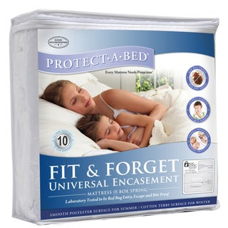 Protect-A-Bed Fit & Forget Mattress Encasement