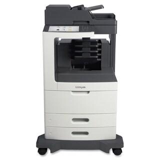 Lexmark MX810DME Laser Multifunction Printer - Monochrome - Plain Pap