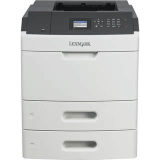 Lexmark MS810DTN Laser Printer - Monochrome - 1200 x 1200 dpi Print -