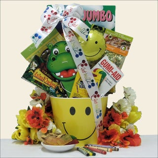 Great Arrivals Get Well Smiles Kid's Gift Basket