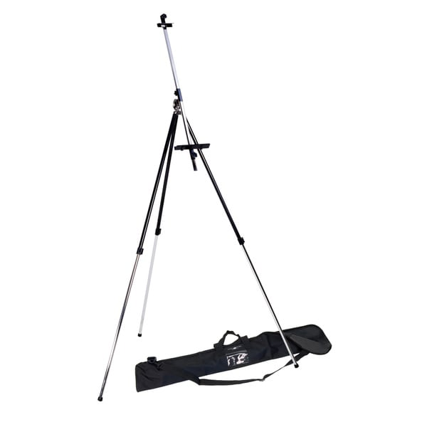 Studio Designs Black Student Field Easel with Bag