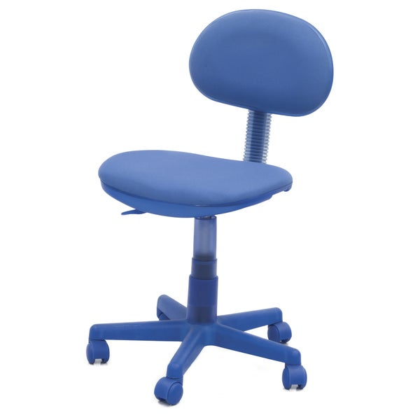 Studio Designs Blue Deluxe Task Chair