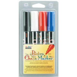 Bistro Chalk Marker (Pack of 4)