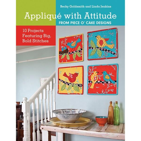 C & T Publishing-Applique With Attitude