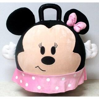 Hedstrom Disney Minnie Mouse Plush Hopper
