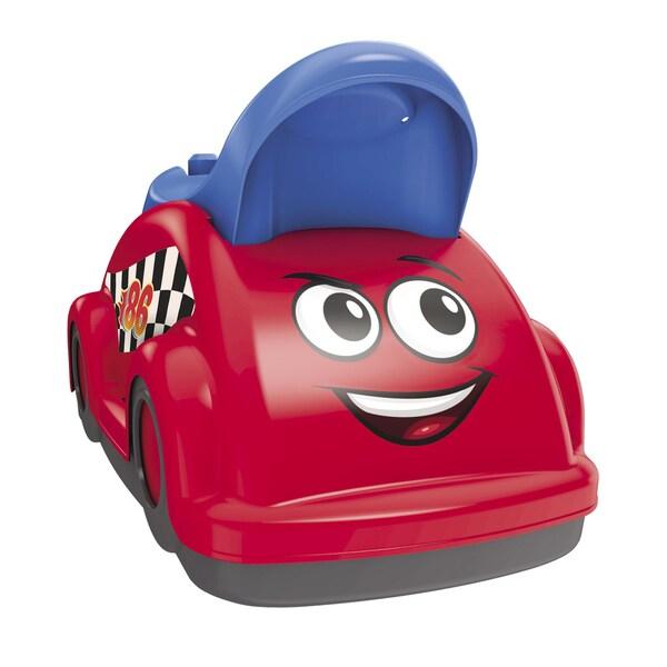 Mega Bloks Whirl n' Twirl Race Car